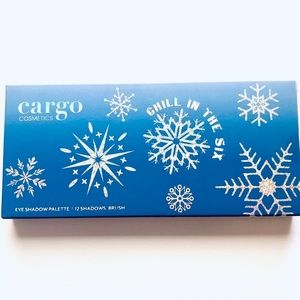 """Chill in the Six"" Eyeshadow Palette-Cargo"